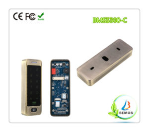 Waterproof Metal Touch 8000 Users Door RFID Access Control Keypad Case Reader Electric Door Lock pictures & photos