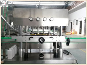 High Speed Capping Machine Factory with Lift Load Cap System pictures & photos