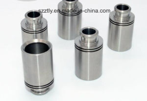 Custom Polished Anodised Aluminium CNC Parts for Electronic Cigarette pictures & photos