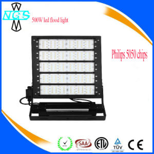 Most Powerful 130lm/W LED Light 400W LED Flood Light with Philips 5050 Chip pictures & photos