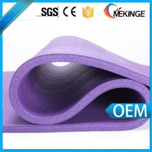 Durable Washable NBR Design Yoga Mat pictures & photos