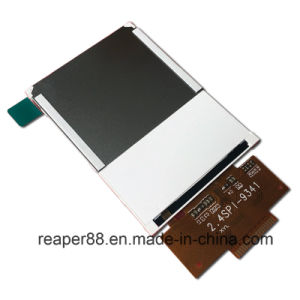 """2.4"""" Wide Angle Spi 240X320 Ili9341V TFT LCD Screen pictures & photos"""