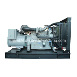 48kw/60kVA Diesel Electric Generator Set Powered by Original Perkins Engine pictures & photos