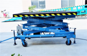 Hydraulic Scissor Lift (SJY1-2.1) pictures & photos