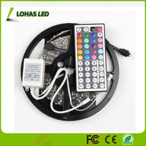 IP65 Waterproof Flexible LED Strip Light DC 12V AC 220V with Remote Controller pictures & photos