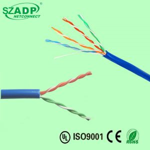 Pakistan 8 Numbers 0.45mm 0.48mm 0.5mm CCA UTP FTP Cat5e Security Camera Networking Cable China Factory pictures & photos