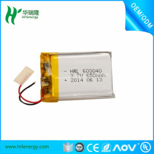 Small Li Poly Battery 052323 0.2g Ultra-Thin Lithium Polymer Battery for Intelligent Bracelet pictures & photos
