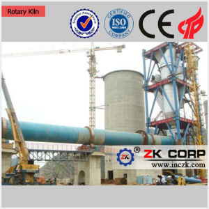 Cement Clinker Product Calcined Rotary Kiln for Cement Plant pictures & photos