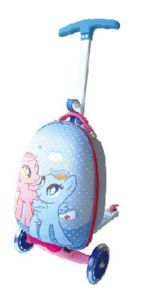 Hot Selling Kids Luggage Suitcase Scooter Ca-Ls04 pictures & photos
