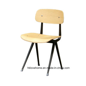China Modern Metal Dining Restaurant Coffee Plywood Kramer Side Chair China