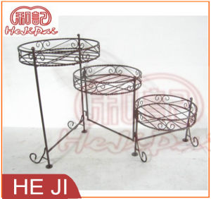 Foldable Wire Made Planter Stand pictures & photos
