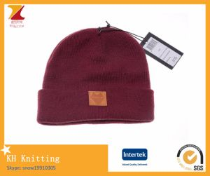 High Quality Warm Hat with Customize Logo pictures & photos