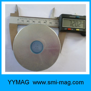 N35-N52 Neodymium Magnetization Ring Magnet pictures & photos