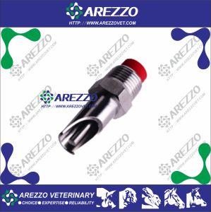 Veterinary Stainless Steel Pig Water Drinker (AZ603)