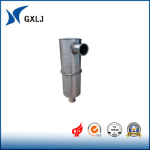 DPF Muffler for Diesel Exhaust Purification System pictures & photos