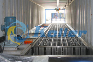 Large Capacity 10tons Containerized Block Ice Making Machine for Sale pictures & photos
