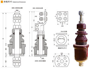 1kv Transformer Bushing Accessories pictures & photos