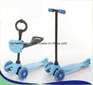 3 in 1 Kick Scooter for Kids pictures & photos
