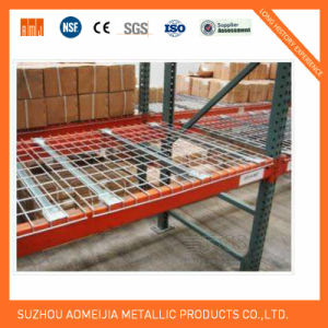 Selective Pallet Racking Wire Mesh Decking pictures & photos