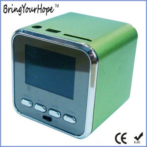 Mini Speaker with TF & USB & FM Radio (XH-PS-004) pictures & photos