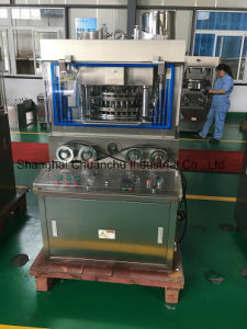 Zp35D/37D/41d Rotary Tablet Press Machine for Catalyst pictures & photos