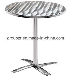 Aluminum Round Table pictures & photos