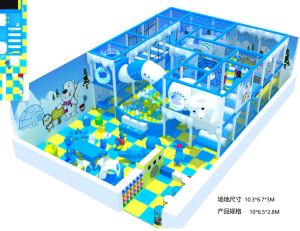 Children Indoor Games Soft Play House pictures & photos