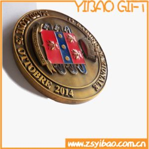 Wholesale Custom High Quality Gold Metal Coin / Medal (YB-HR-34) pictures & photos