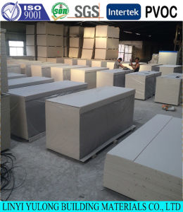 900*1800mm Good Quality Standard Gypsum Board for Korea Market pictures & photos