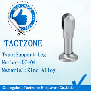 Factory Directly Toilet Partition Cubicle Fittings Support Leg pictures & photos