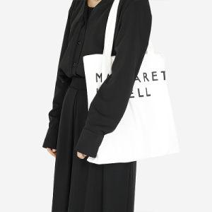 2017 New Fashion Shopping Hand Bag Environmental Portable Canvas Bag Hcy-02