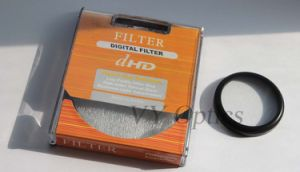 Star Filter for Digital Camera with 8 Stars pictures & photos