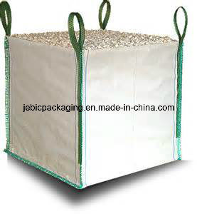 4 Corner Loops Bulk Bag Jumbo Bags for Magnesite Powder pictures & photos