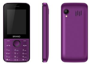 2.4 Inch Screen 3G Feature Mobile Phone pictures & photos