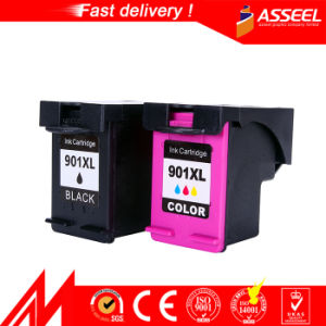 Premium Compatible Ink Cartridge 901xl for HP4500 4580 J4660 J4640 pictures & photos