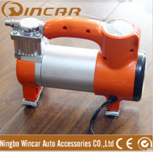 100psi Mini Electric Air Compressor Pump CE Approved by Wincar pictures & photos