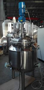 High Quality Stainless Steel Mixing Tank pictures & photos
