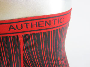 Mens Designer Underwear Red Boxer Briefs pictures & photos