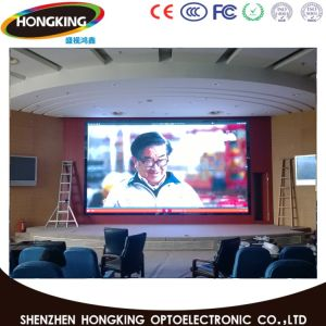 High Definition Indoor Rental Full Color P6 LED Display Panel pictures & photos