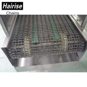 Hairise Cooling Wire Mesh Stainless Steel Belt Conveyor pictures & photos