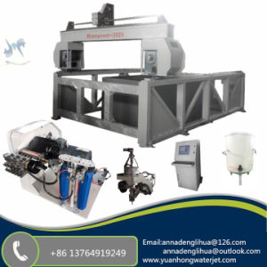 Jetwater Cutting Machine Hot Sale Low Prices (3015) pictures & photos