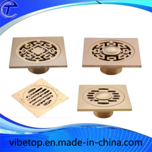 Stainless Steel Anti-Odor Floor Drain (FD-06) pictures & photos