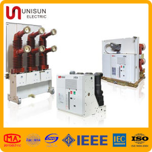 Withdrawable Powercube Modules 17.5kv Vacuum Circuit Breaker pictures & photos