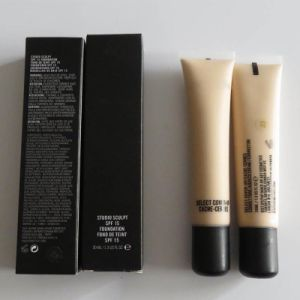 Makeup Brand SPF 15 40ml Liquid Foundation Natural Sun Protection Long Wear Face pictures & photos
