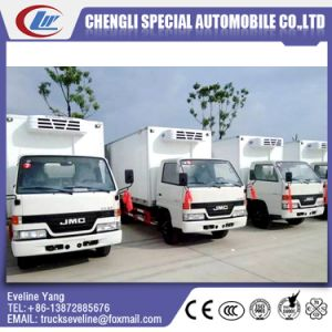 High Quality Popular Brand Jmc Freezer Truck for Sale pictures & photos