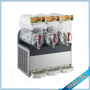 Air  Cooling Commerical Slush Maker Frozen Granita Machines pictures & photos
