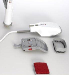 Sy-15 High Pressure Portable Handheld Handy Steam Brush Iron with 700W for Home Use pictures & photos