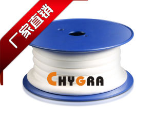 Round Rope Expanded PTFE for Industrial Valve-Spindle and Flange Seals pictures & photos
