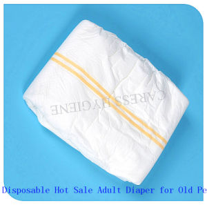 Adult Disposable Incontinence Diaper for Elderly pictures & photos