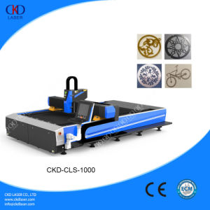 CNC Fiber Laser Cutting Machine 1000W pictures & photos